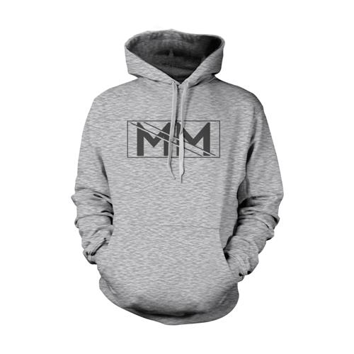 MM Logo Heather Grey