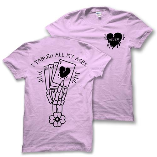 be13649e610 Aces Pink   WSTR   MerchNOW - Your Favorite Band Merch