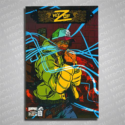 Volume 1 Issue 2 Of 4  Comic Book