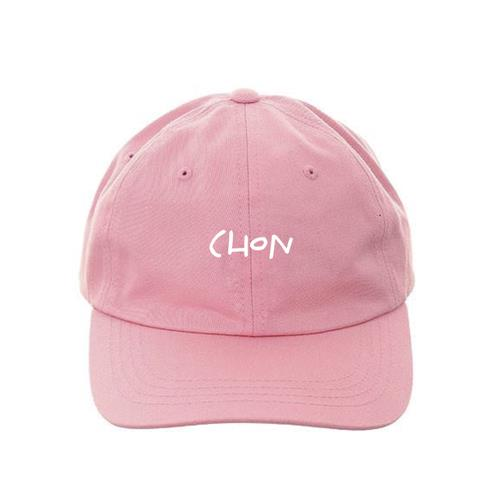 Logo Pink Dad Hat