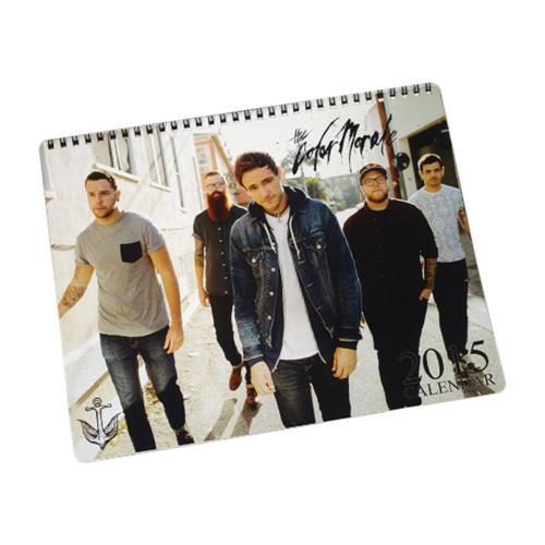 Band 2015 Calendar *Final Print*