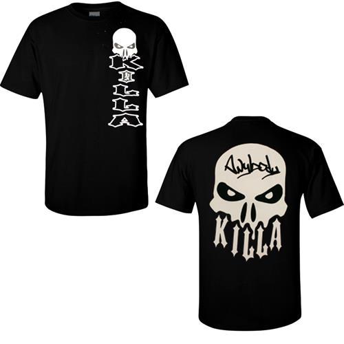 ABK Skull Killa Black