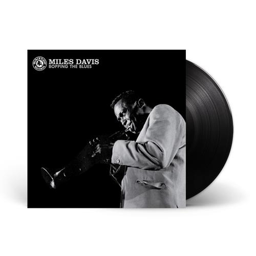 Boppin' The Blues Black LP Audiophile Release