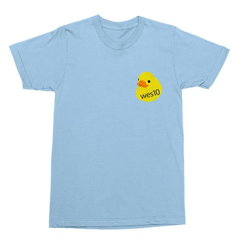 Duckie Light Blue