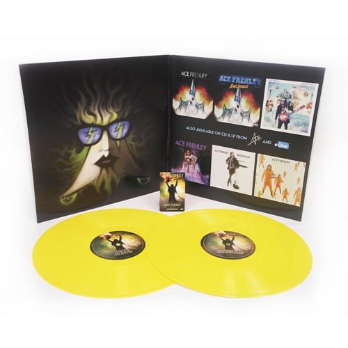 10th Anniversary Anomaly Yellow Vinyl 2X LP