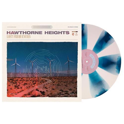 Lost Frequencies Bone & Sea Blue Pinwheel