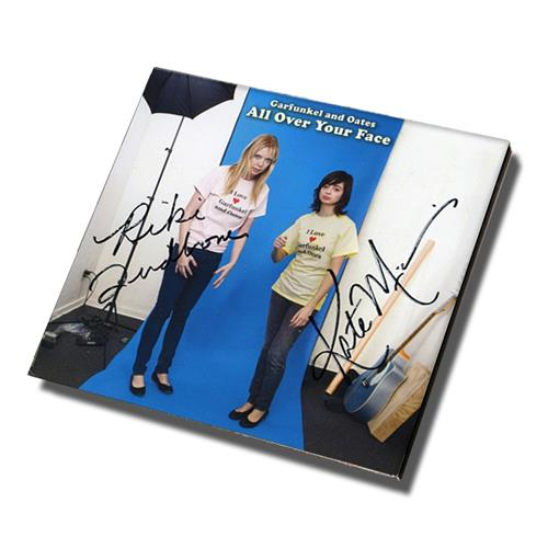 All Over Your Face Autographed