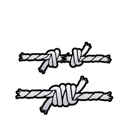 Rope  Enamel  Set