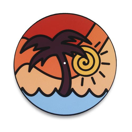 Palm Tree  Slipmat