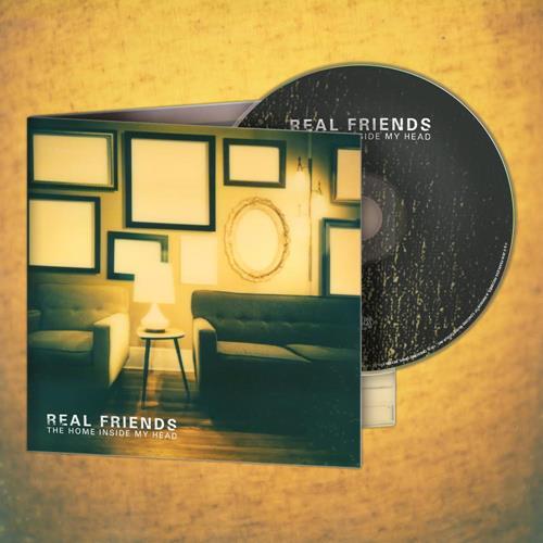 The Home Inside My Head CD