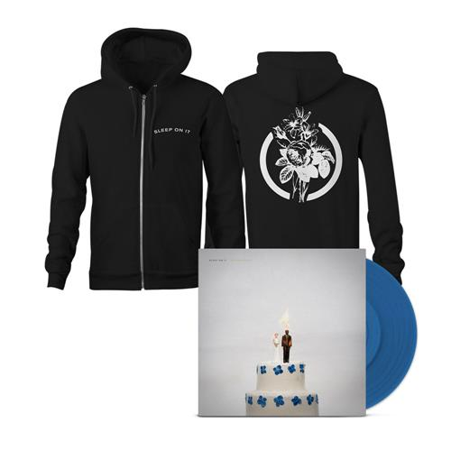 Overexposed LP & Zip-Up