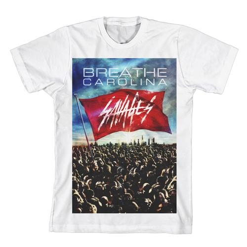 Savages Album White T-Shirt *Final Print!*
