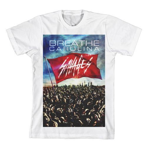 Savages Album White T-Shirt