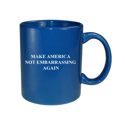Make America Not Embarrassing Again Mug