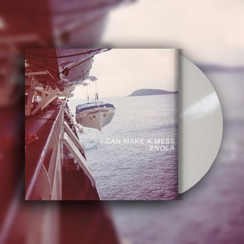 *ALMOST SOLD OUT VINYL* Enola White LP
