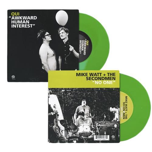 Qui / Mike Watt + The Secondmen