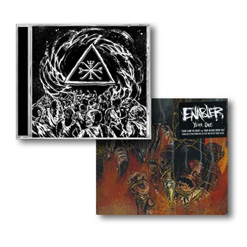 Enabler - 2 CDs Bundle