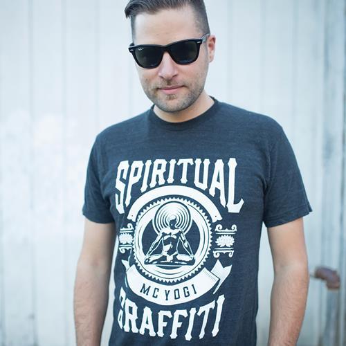 Spiritual Graffiti Tri-Black