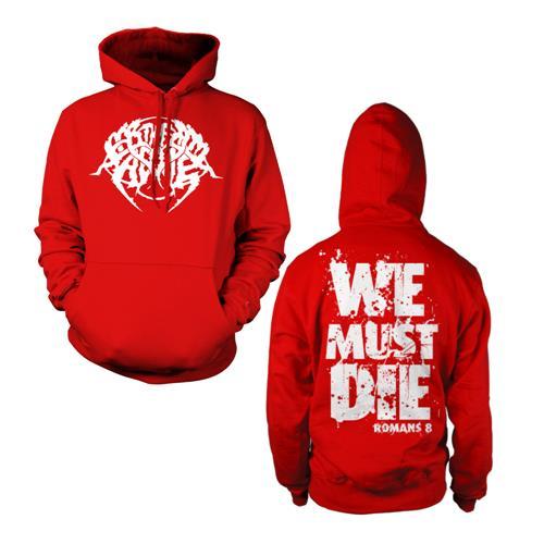 We Must Die Red *Sale! Final Print!*