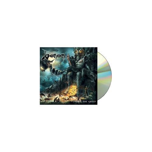 Storm The Gates CD