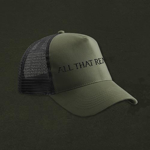 Green Trucker Hat