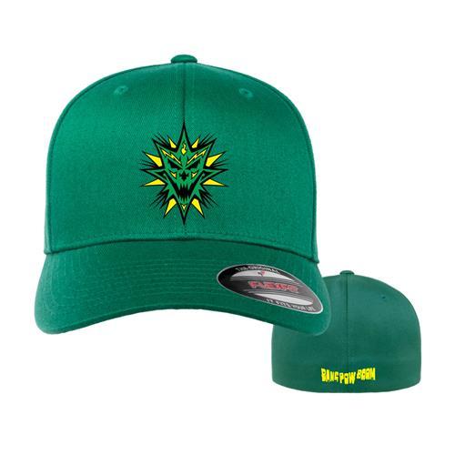 Bang! Pow! Boom! Green