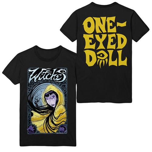 Black in the Rye (Yellow Cape) Black T-Shirt