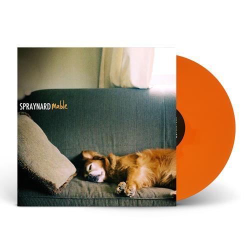 Mable Orange Vinyl LP