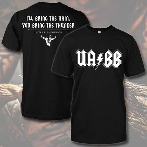 UA/BB Black T-Shirt