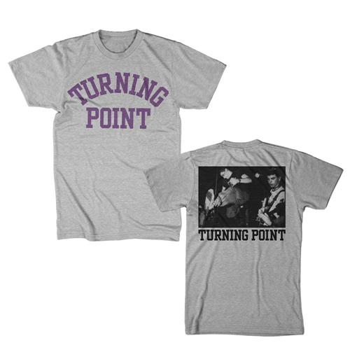 Turning Point - Live Shot Gray