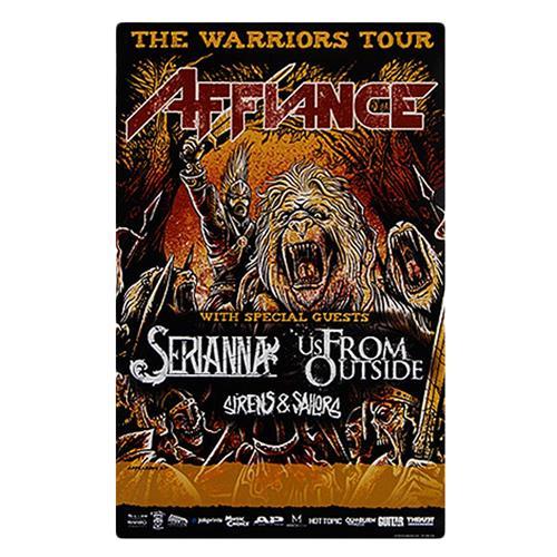 The Warriors Tour