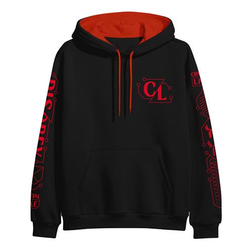 Cyber Black/Red