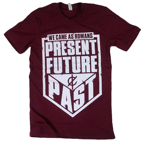 Present, Future, Past Maroon