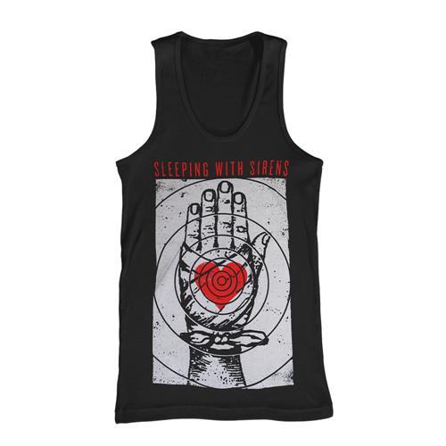 Heart Hand Black