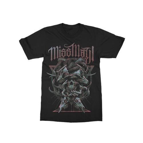 *Limited Stock* Lunatik Black T-Shirt