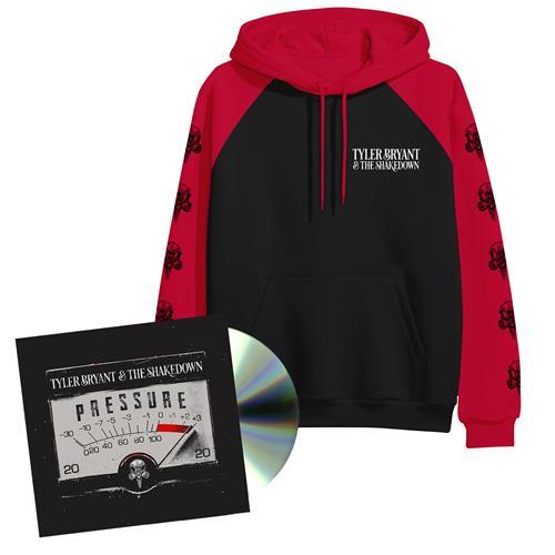 Logo Pullover + CD Bundle