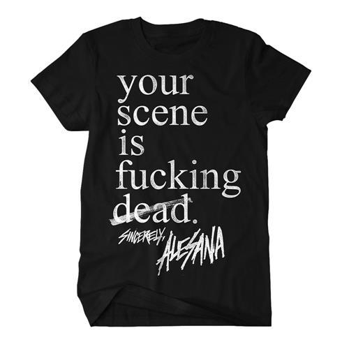 Your Scene Is Dead Black
