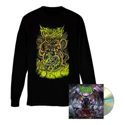 Left To Die CD + Octopus Long Sleeve