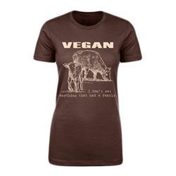 Vegan Family Brown