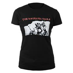 The Trooper Black Girls Shirt