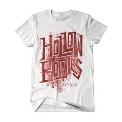 Hollow Bodies White T-Shirt
