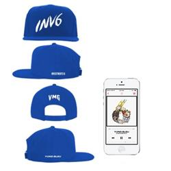 INV6 Snapback Hat + Album Digital Download