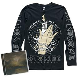 Stories - The Youth To Become CD + Long Sleeve