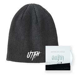 Supra Beanie/CD Bundle