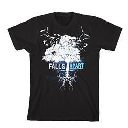Falls Apart Black