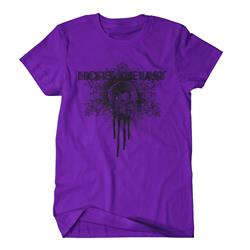 Skull Decor Purple