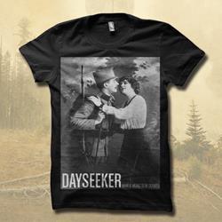 Couple Black T-Shirt