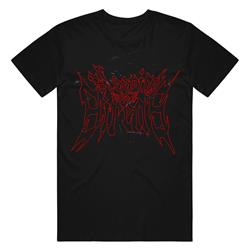 Death Metal Logo Black