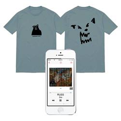 Wolf Blue T-Shirt + Zoo Digital Album