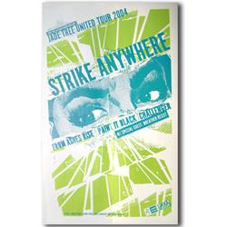 Strike Anywhere - Tour                        Jade Tree